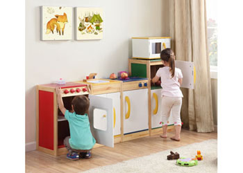 home corner furniture. colourful wooden kitchen home corner u2013 set of 5 sets furniture a