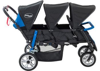 6 Seat Hexa Multi Seat Stroller Mta Catalogue