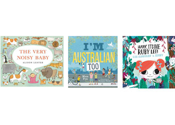 CBCA Early Childhood 2018 Shortlist Pack 5 Titles