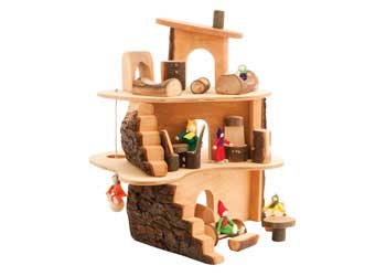 Cosy Tree House Kit - MTA Catalogue