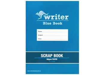 Blue Scrapbook 72 Pages 70gsm