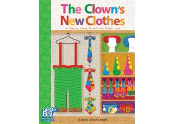 The Clown's New Clothes: A Book About Length