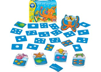 Orchard Toys – Catch and Count
