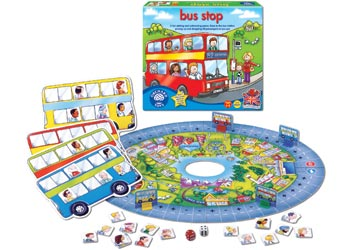 Orchard Toys – Bus Stop Game
