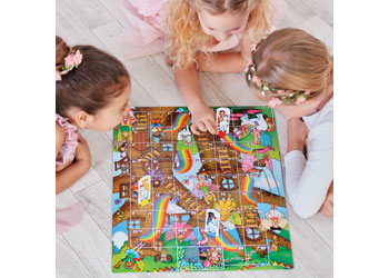 Fairy Snakes & Ladders and Ludo - MTA Catalogue