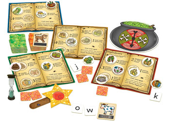 Orchard Game – Magic Spelling