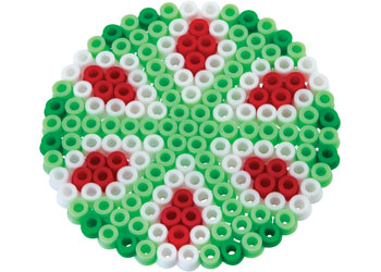 Christmas Iron On Beads Kit