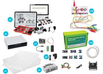 PC Robotic Kit – Starter Kit - MTA Catalogue