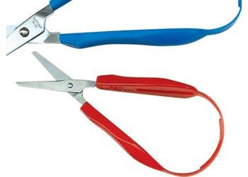 Peta Mini Easi Grip Rounded Safety Scissors 13cm