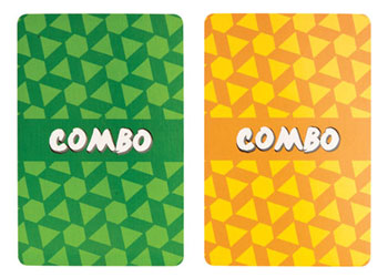 COMBO Card Game Paul Swan – Green