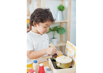 PlanToys – Cooking Utensils