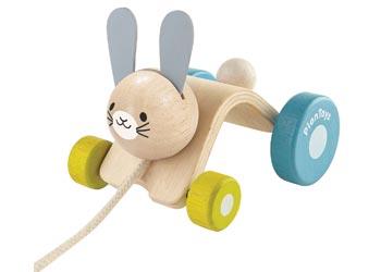 Plan Toys – Hopping Rabbit