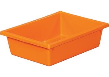 Storage Tray u2013 Orange - Storage Containers - Plastic  sc 1 st  Kangaroo Education & Storage Containers - Plastic