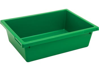 Storage Tray U2013 Green   Storage Containers   Plastic