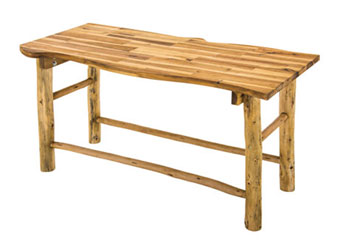 home corner furniture. tree furniture u2013 wooden table 55 x 120 60h cm outdoor home corner e