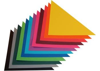 Matt Paper Triangles – 720 Pcs