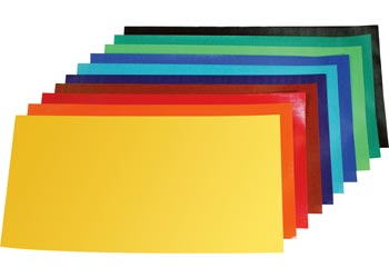 Gloss Paper Rectangles 12.5 x 25cm – 360 Pcs