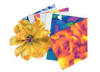 Colour Diffusing Paper 23 x 30cm – Pack of 50