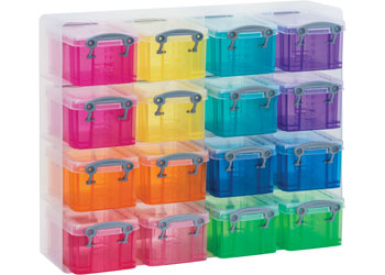 Really Useful Boxes Mini Drawer System 16 x 0.3lt