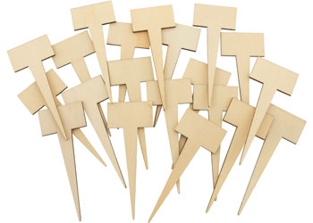 Mini Wooden Stakes Pack Of 20 Mta Catalogue
