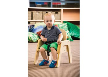 SafeSpace Toddler Chair 20cm with Harness - MTA Catalogue