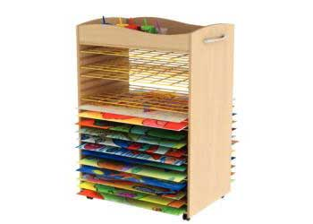 Stockholm Spaces Mobile 20 Shelf Drying Rack Mta Catalogue