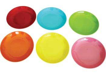 Melamine Plates u2013 Set of 6 Assorted Colours -20CM  sc 1 st  Modern Teaching Aids & Melamine Plates u2013 Set of 6 Assorted Colours -20CM - MTA Catalogue