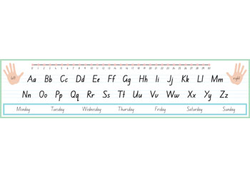 Classroom Charts - Literacy Resources