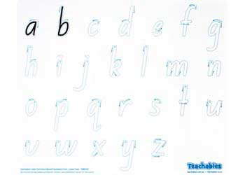 Teachables Alphabet Whiteboard Foundation Font – Pack 30