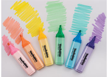 Teachables Pastel Highlighters – Pack of 6