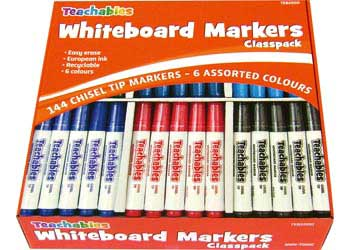10 Pack Whiteboard Markers