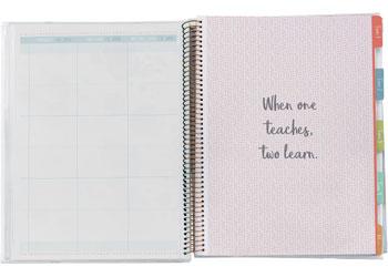 Teacher Planner 2020 Spring Magnolia
