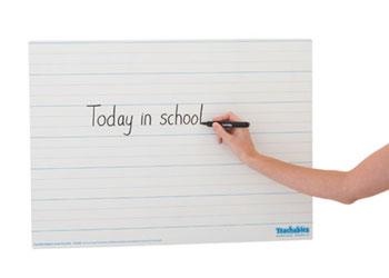 Magnetic Handwriting Write & Wipe Sheet