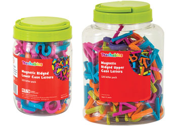 Magnetic Letters Words Literacy Resources