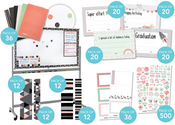Classroom Decor Kit Luxe Mta Catalogue