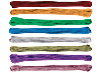 Metallic Embroidery Thread – Pack of 24