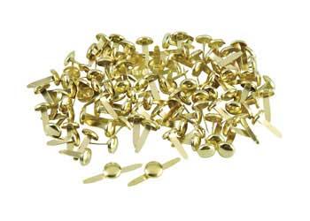 Paper Fasteners Split Pins 1.1cm – Pack of 100