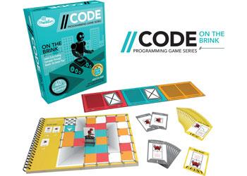 ThinkFun – //CODE: On the Brink Game