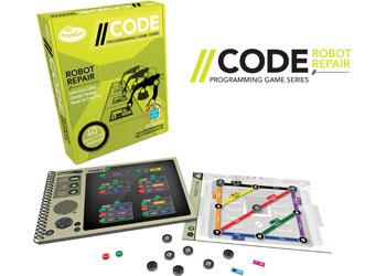 ThinkFun – //CODE: Robot Repair Game