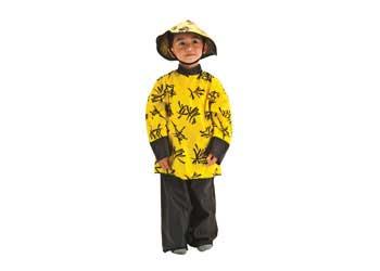 Chinese Boy Dress Up