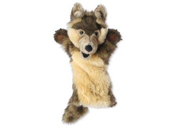 TPC – Wolf – Long Sleeved Glove Puppet