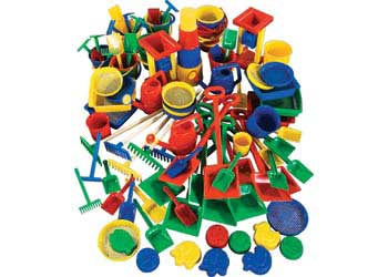 NYBY – Big Sand Set – 100 Pieces