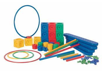 Weplay – Motor Skills For Infants – 34 Piece Set