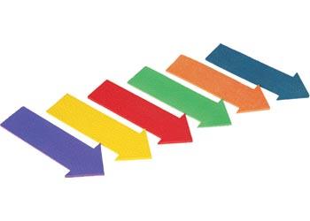 Arrow Floor Markers Pack of 6