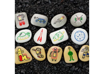 Story Stones – Outer Space