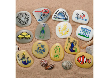Story Stones – Under the Sea