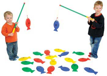Giant Number Fishing Set 1 -20