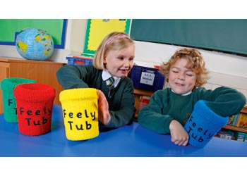 Feely Tubs Set of 4
