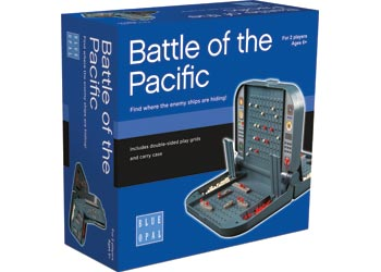 Blue Opal - Battle of the Pacific Game