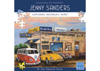 BOpal - Sanders At the General Store 1000pc